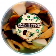 Белый гриб боровик в маринаде ПЭТ