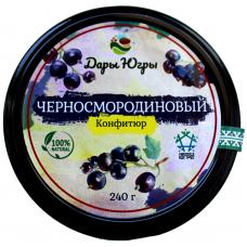 Черносмородиновый конфитюр